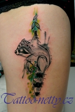 Tattoo Netty